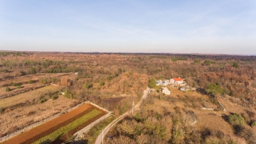 Building plot for sale Marčana
