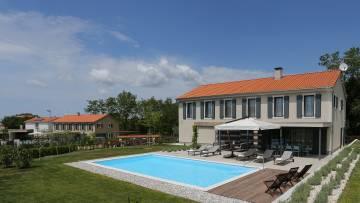 A new Istrian villa near Vižinada