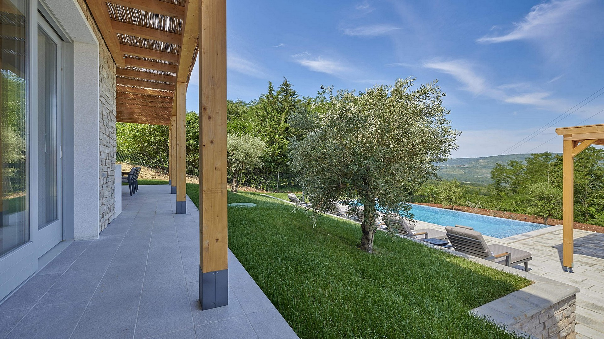 Villa for sale near Motovun