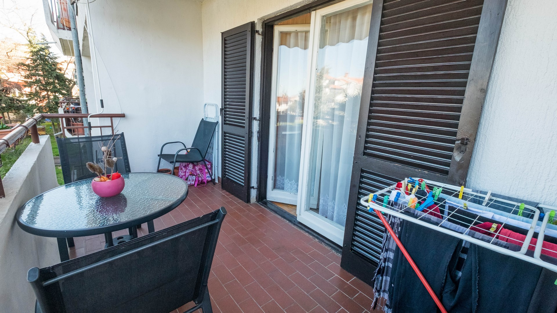Three bedroom apartment near sea and center of Porec