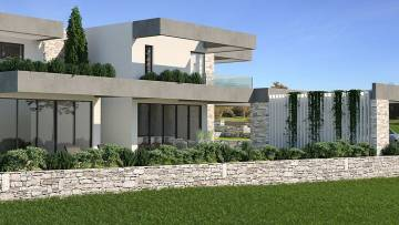 Building plot for sale Labin