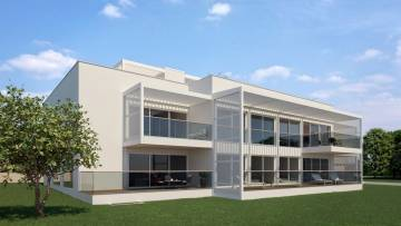 Luxury three bedroom apartment with garden Rovinj